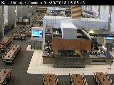 Dining Common Construction Webcam